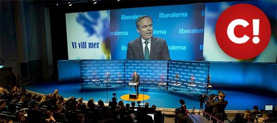 Jan Björklund talar