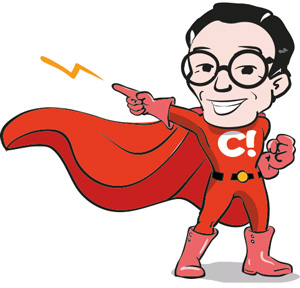 Conversionista Super hero