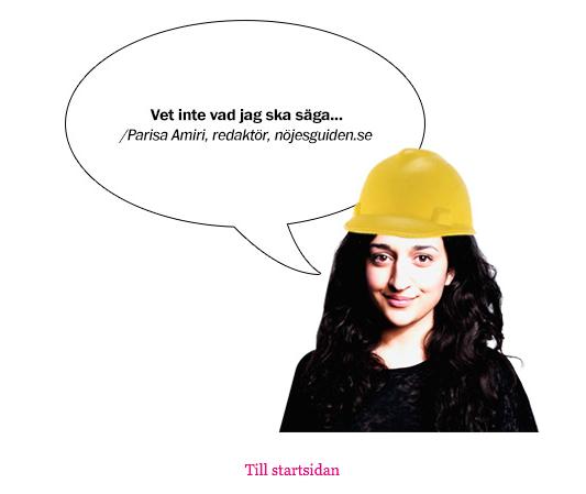 Exempel: Nöjesguidens 404-sida