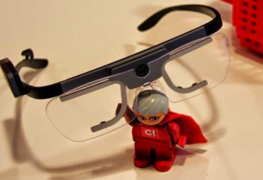 Tobii glasses