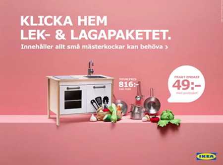 Dark Pattern IKEA