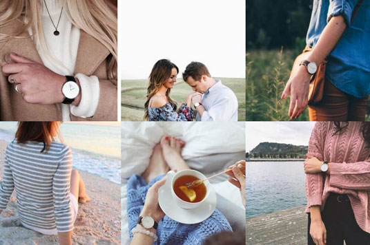 Daniel Wellington images