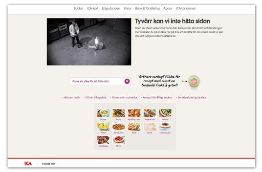 ICA 404-sida