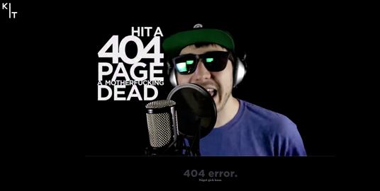 KIT 404-sida