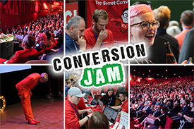 Conversion Jam Conference