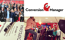 Conversion Manager utbildning