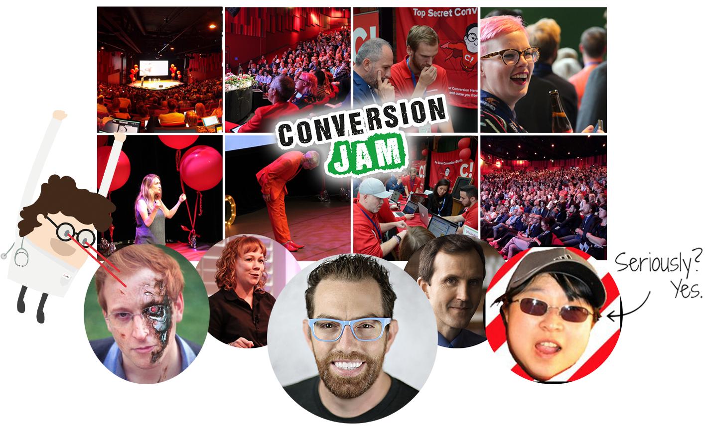 Conversion Jam Stockholm 28 Sept