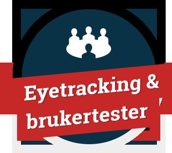 Eye tracking og brukertester
