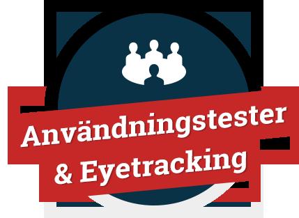 Eyetracking och användningstester
