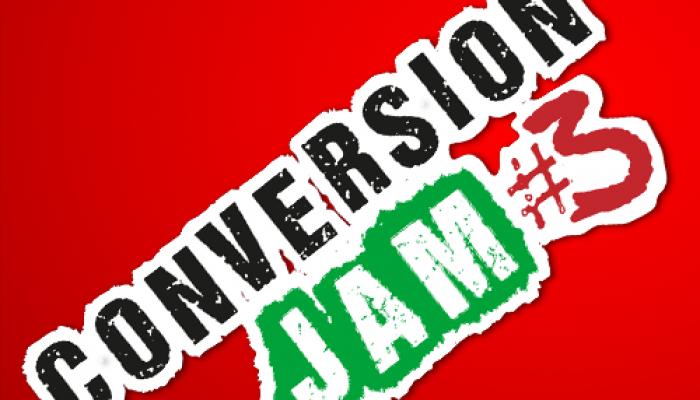 Conversion Jam 3 är nu över
