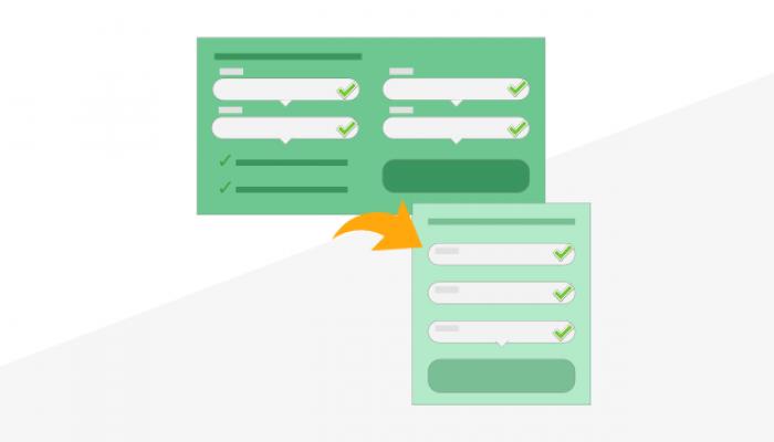 10 tips för fullt optimerat webbformulär