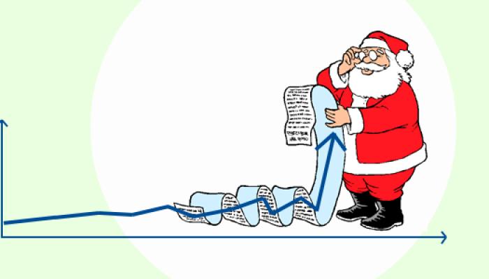 Därför ska du INTE A/B-testa i december
