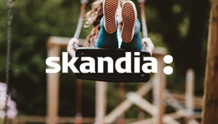 Skandia - 222% ökad försäljning
