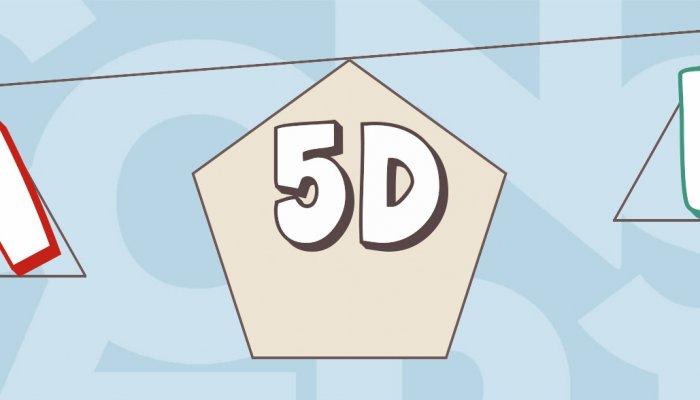 5D – Ett nytt sätt att mäta resultaten i dina A/B-tester
