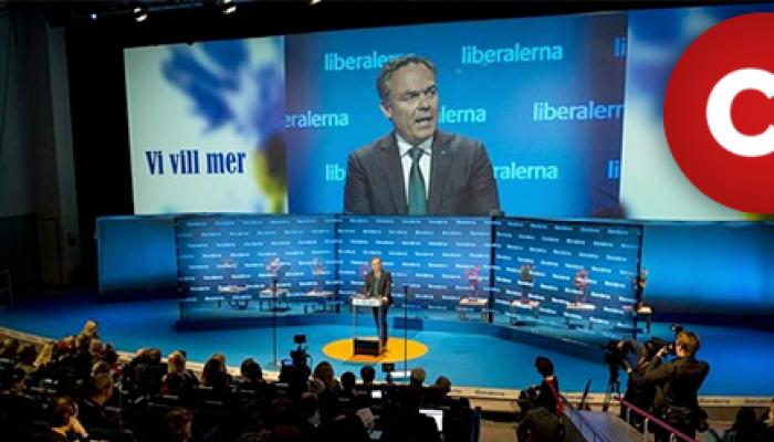 Politik är att konvertera del 6 – Folkpartiet i ofokus