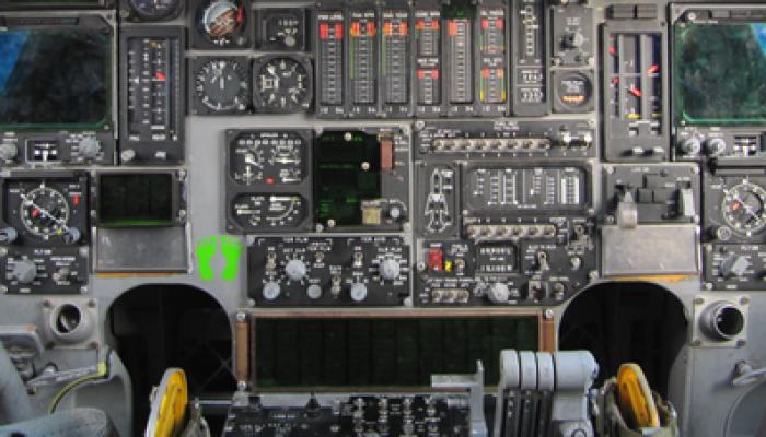 Koppla bort den digitala autopiloten