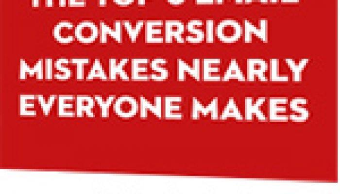 6 konverteringsmissar i e-postmarknadsföring som nästan alla gör – del 2