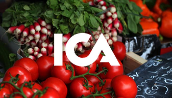 ICA - 10% Økning i salg