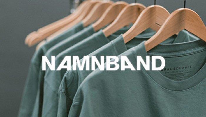 Namnband - 15% ökad försäljning