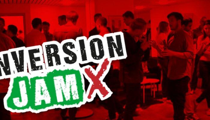 Conversion Jam X testfest