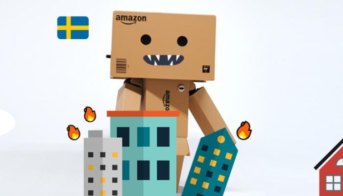 Amazon kommer till Sverige – är du redo?! 😬