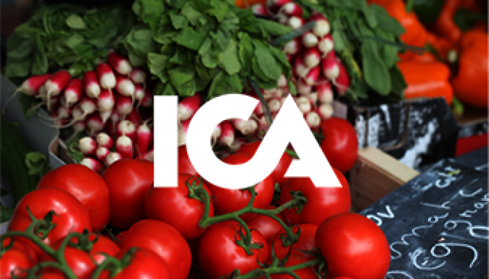 ICA - 10% ökad försäljning
