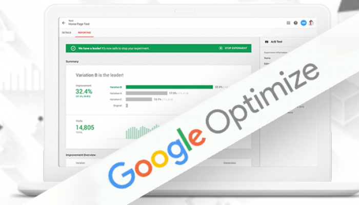 Google släpper Optimize 360 som gratisversion i slutet av oktober