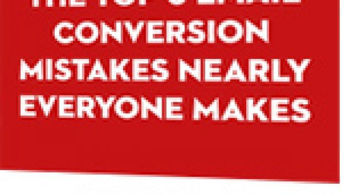 6 konverteringsmissar i e-postmarknadsföring som nästan alla gör – del 1